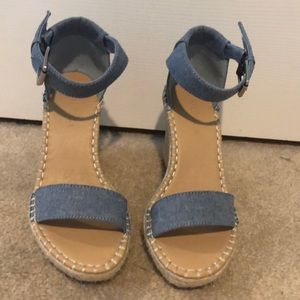 Women's Nautica wedges
